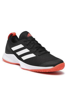 adidas adidas Batai Court Control H00940 Juoda