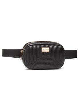 Trussardi Trussardi Jeans Ľadvinka Frida Belt Bag 75B01038 Čierna