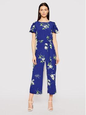 DKNY DKNY Jumpsuit DD1AT398 Blu scuro Regular Fit