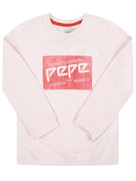 Pepe Jeans Pepe Jeans Felpa PG580922 Rosa Regular Fit