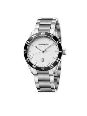 Calvin Klein Calvin Klein Uhr Gent K9R31C46 Silberfarben