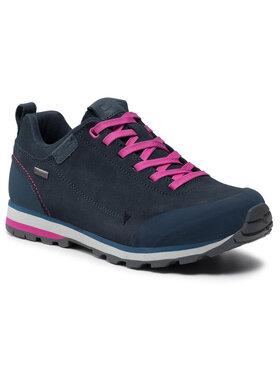 CMP CMP Trekingová obuv Eletra Low Wmn Hiking Shoe Wp 38Q4616 Tmavomodrá