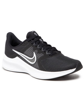 Nike Nike Topánky Downshifter 11 CW3413 006 Čierna
