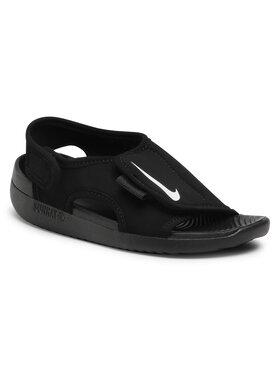 Nike Nike Sandále Sunray Adjust 5 V2 (Gs/Ps) DB9562 001 Čierna