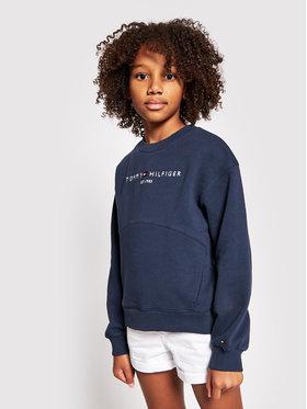 Tommy Hilfiger Tommy Hilfiger Sweatshirt Essential KG0KG05764 D Dunkelblau Regular Fit