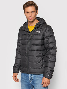The North Face The North Face Пухено яке Acncga 2 Hdie NF0A4R26JK31 Черен Regular Fit