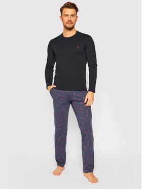 Emporio Armani Underwear Emporio Armani Underwear Pižama 111791 0A567 69735 Tamsiai mėlyna