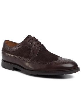 Clarks Clarks Pantofi Ronnie Limit 261436427 Maro