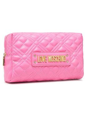 LOVE MOSCHINO LOVE MOSCHINO Kozmetická taštička JC5311PP0CKA0 Ružová