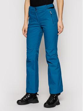 Rossignol Rossignol Lyžařské kalhoty RLIWP05 Modrá Regular Fit