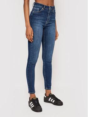 NA-KD NA-KD Jean Skinny High Waist 1660-000120-0038-581 Bleu marine Skinny Fit