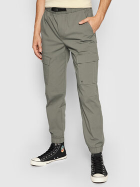 Only & Sons Only & Sons Jogger kelnės Kane 22020405 Žalia Relaxed Fit