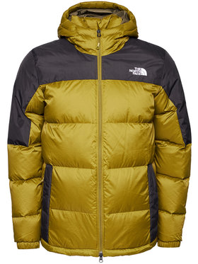 The North Face The North Face Geacă din puf Diablo NF0A4M9L5TU1 Verde Regular Fit
