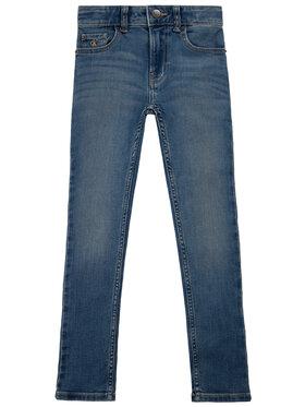 Calvin Klein Jeans Calvin Klein Jeans Džinsai IB0IB00406 Tamsiai mėlyna Skinny Fit