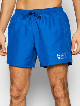 EA7 Emporio Armani EA7 Emporio Armani Kupaće gaće i hlače 902000 CC721 05933 Tamnoplava Regular Fit
