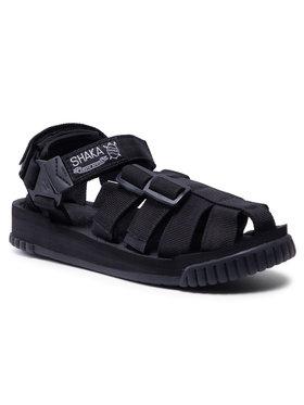 Shaka Shaka Sandály Hiker Černá