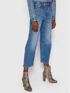 Lee Lee Straight Leg Jeans Wide Leg L30SLTYX Blau Straight Leg