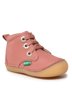 Kickers Kickers Šnurovacia obuv Soniza 829685-10-132 M Ružová