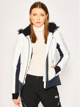 Colmar Colmar Skijaška jakna Jasper 2902E Bijela Slim Fit