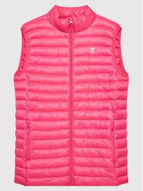 Guess Guess Γιλέκο H93J01 WCAO0 Ροζ Regular Fit