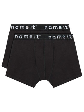 NAME IT NAME IT Set di 2 boxer 13163616 Nero