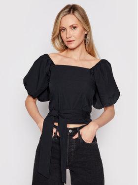 Levi's® Levi's® Bluză Vera 29298-0001 Negru Cropped Fit