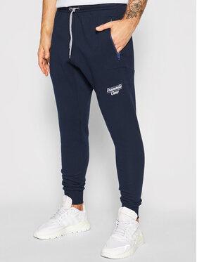 Diamante Wear Diamante Wear Sportinės kelnės Unisex Hipster 5464 Tamsiai mėlyna Regular Fit