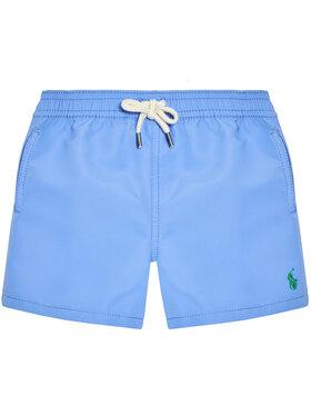 Polo Ralph Lauren Polo Ralph Lauren Σορτς κολύμβησης Traveler Sho 321785582013 Μπλε Regular Fit