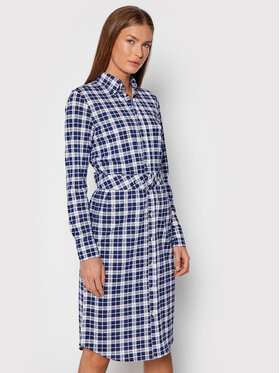 Polo Ralph Lauren Polo Ralph Lauren Robe chemise 211843288001 Bleu marine Regular Fit