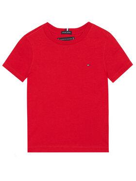 TOMMY HILFIGER TOMMY HILFIGER T-Shirt Essential KB0KB06130 M Κόκκινο Regular Fit