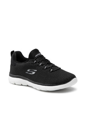 Skechers Skechers Sneakers Bright Bezel 149204/BKSL Negru