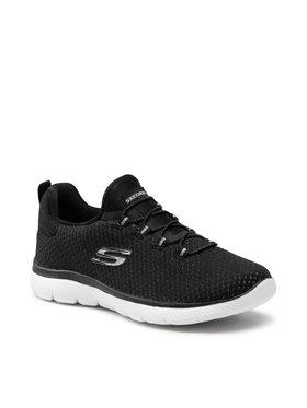 Skechers Skechers Sportcipő Bright Bezel 149204/BKSL Fekete