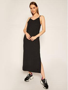 Nike Nike Rochie tricotată Sportswear CJ3750 Negru Standard Fit