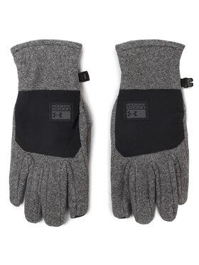 Under Armour Under Armour Gants homme Coldgear Infrared Fleece Gloves 1343217 Gris