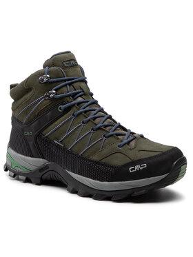 CMP CMP Туристически Rigel Mid Trekking Shoe Wp 3Q12947 Зелен