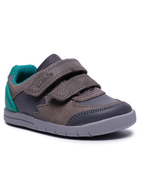 Clarks Clarks Sneakers Rex Quest T 261516117 Gri