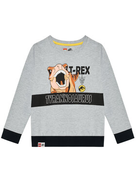 LEGO Wear LEGO Wear Суитшърт 12010050 Сив Regular Fit