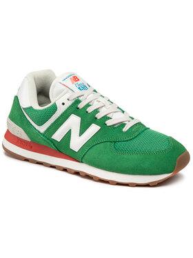 New Balance New Balance Sneakersy ML574HE2 Zelená