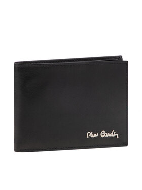 Pierre Cardin Pierre Cardin Velká pánská peněženka Tilak 53 8806 Černá