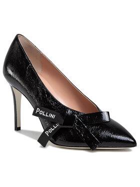 Pollini Pollini High Heels SA10388C0ATE0000 Schwarz