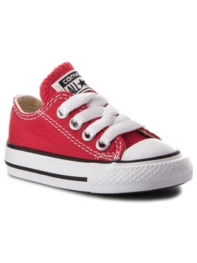 Converse Converse Sneakers Inf C/T A/S Ox 7J236C Rouge
