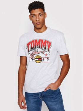 Tommy Jeans Tommy Jeans T-Shirt DM0DM10220 Šedá Regular Fit