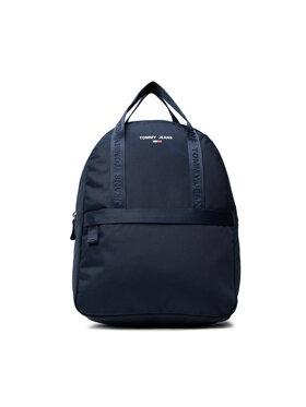 Tommy Jeans Tommy Jeans Kuprinės Tjw Essential Backpack AW0AW10659 Tamsiai mėlyna