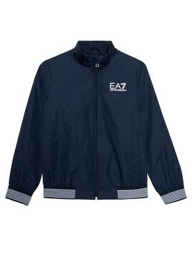 EA7 Emporio Armani EA7 Emporio Armani Demisezoninė striukė 3KBB02 BN27Z 1554 Tamsiai mėlyna Regular Fit