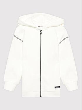 Guess Guess Bluza J1BQ21 FL03S Biały Regular Fit