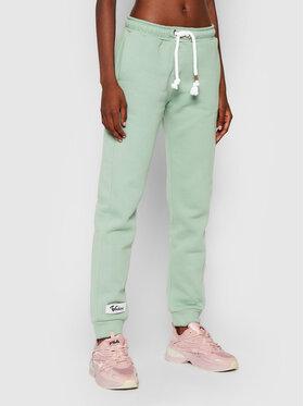Waikane Vibe Waikane Vibe Teplákové kalhoty Cara Zelená Regular Fit