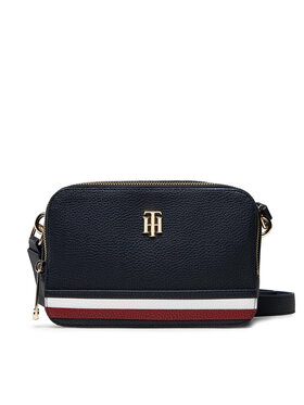 Tommy Hilfiger Tommy Hilfiger Borsetta Th Element Camera Bag Corp AW0AW10495 Blu scuro