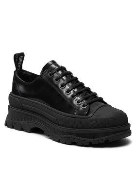 Carinii Carinii Sneakers aus Stoff B7280 Schwarz