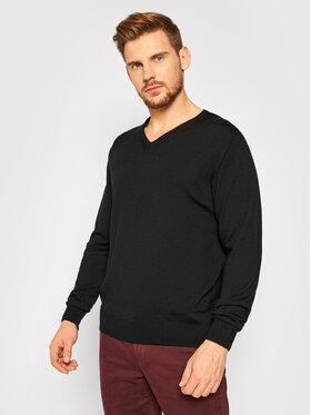 Digel Digel Пуловер 1001801 Черен Modern Fit