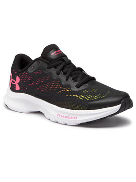 Under Armour Under Armour Boty Ua Ggs Charged Bandit 6 3023928-001 Černá
